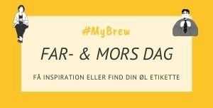 Mor & Fars dag gave ideer